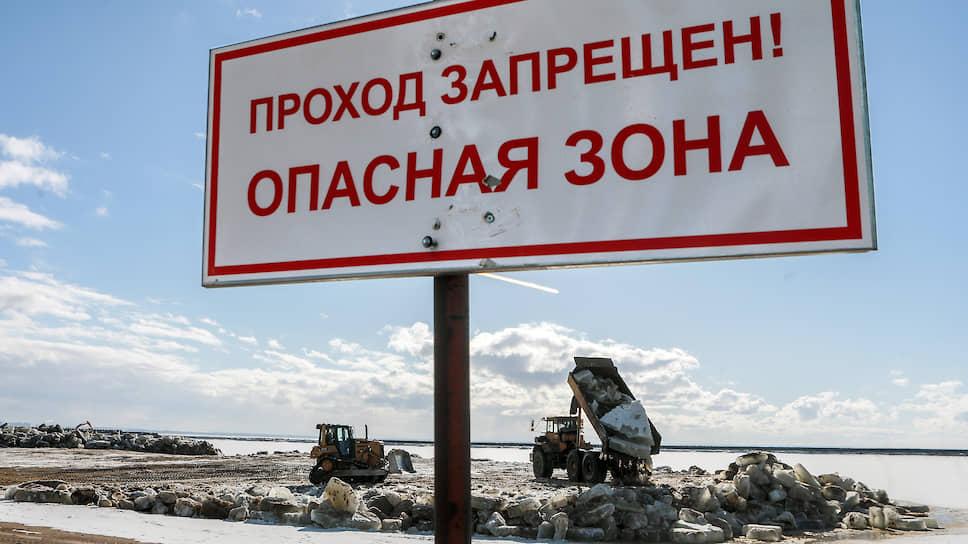 Суд перешел границу ГОКа / Сибайский комбинат обязали изменить размеры защитной зоны вокруг карьера