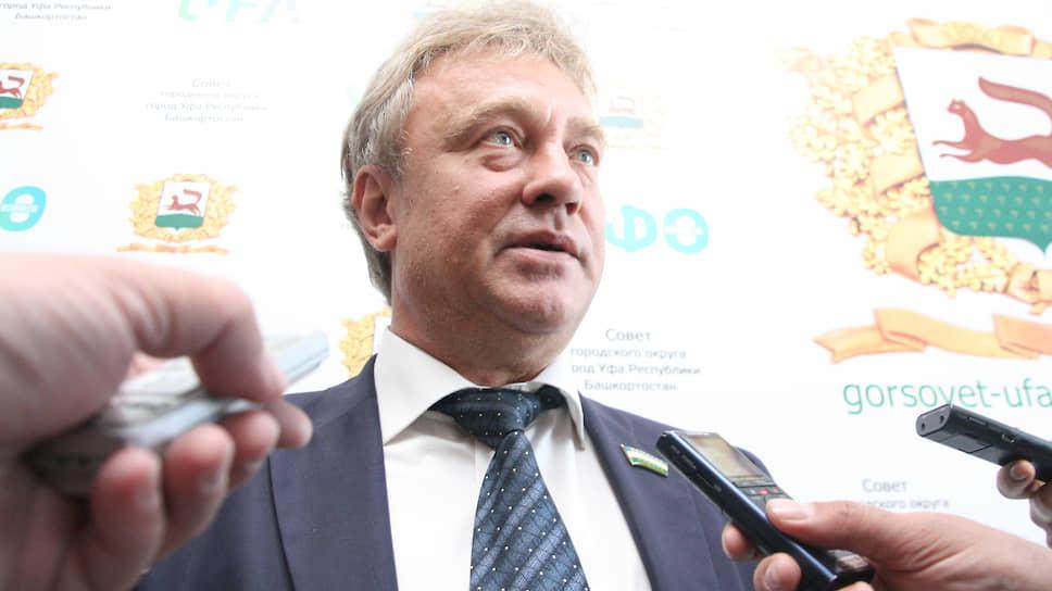Спикер набрал критическую массу / Валерий Трофимов сопроводил отчет о работе горсовета за 2019 год претензиями к мэрии