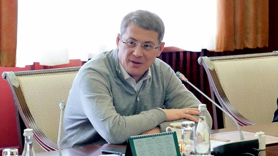 Вирус план покажет / Власти Башкирии готовятся к худшему сценарию  кризиса и эпидемии