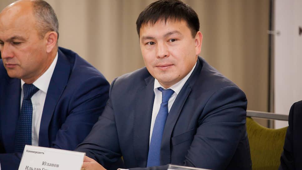 Вице-мэр Ильдар Юланов недоволен, что «Уфа-лайн» не отчиталась о работе за 2019 год