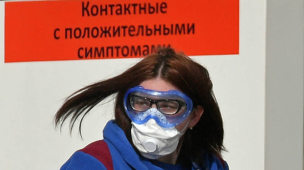 Больницы становятся крупнейшими очагами нового коронавируса в Башкирии