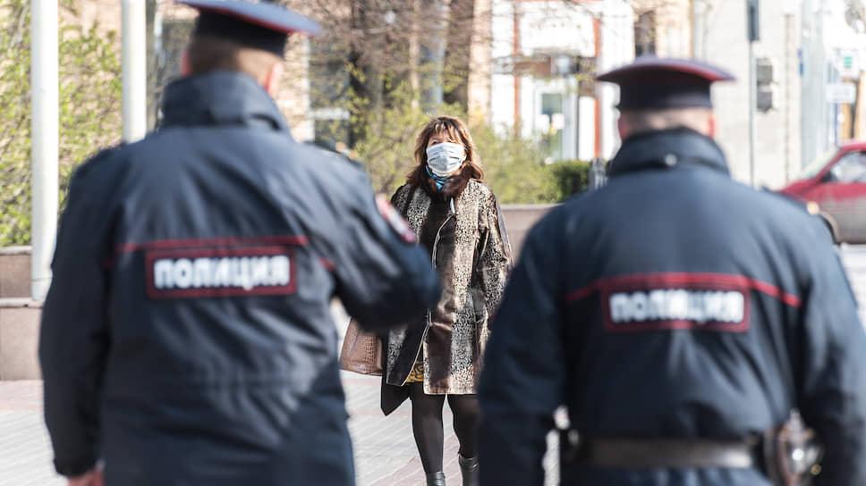 Режим потребовал облав  и штрафов / Власти Башкирии недовольны дисциплиной граждан