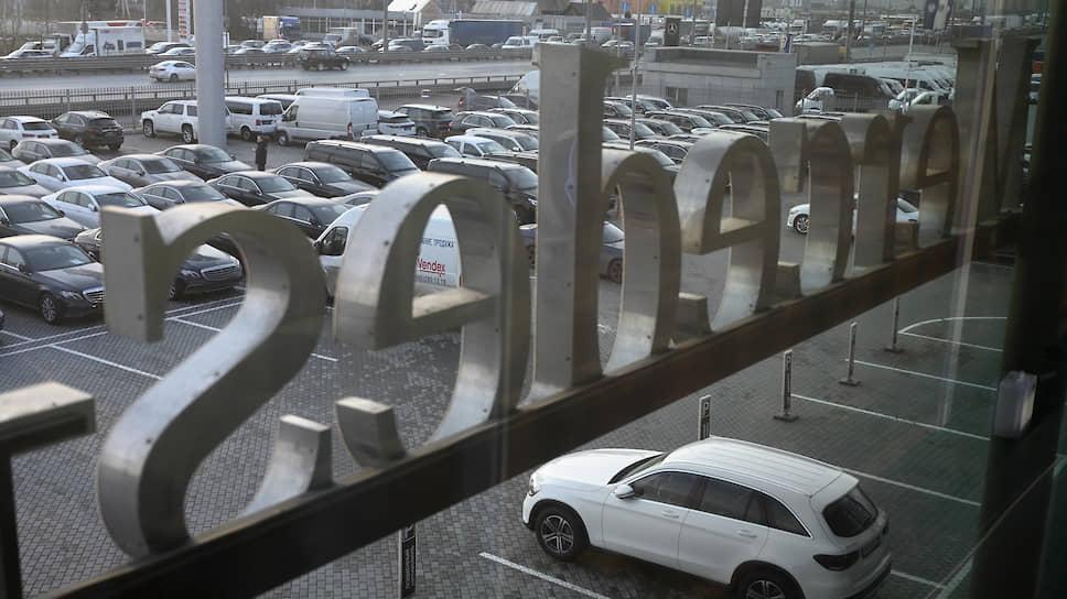 Дилеры Mercedes решили помериться сайтами / Оренбургская компания требует от «Арт-моторс юг» компенсацию за нарушение авторских прав