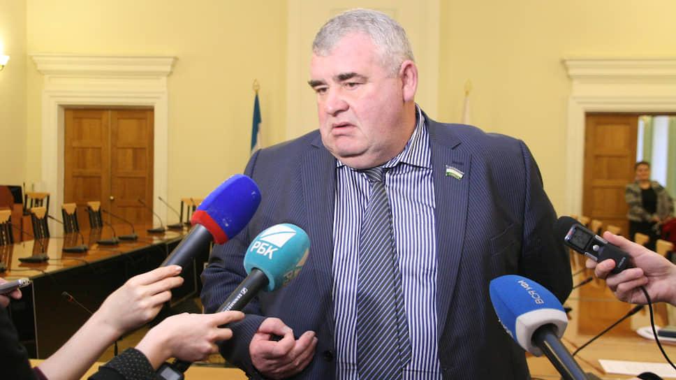 За единоросса ответят / Андрей Носков подал в суд на городских активистов