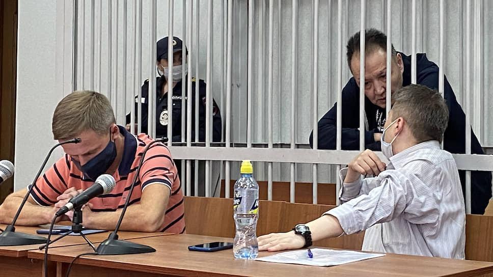 Айрат Дильмухаметов не признал обвинение ни по одному из эпизодов