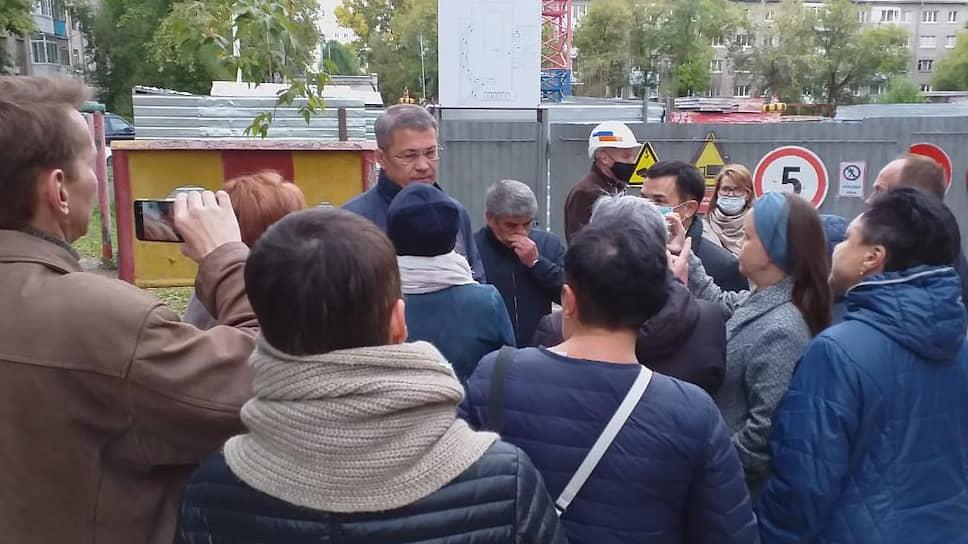 Больше не «Друзья-соседи» / Запрет на строительство ЖК может стоить бюджету Уфы 460 млн рублей