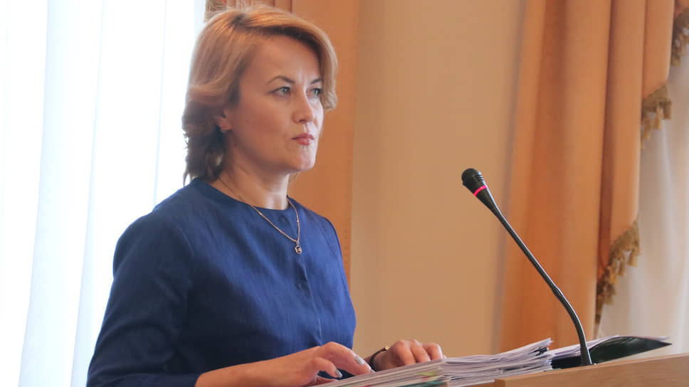 Лира Игтисамова рассказала депутатам, что ждет бюджет Башкирии в 2021 году