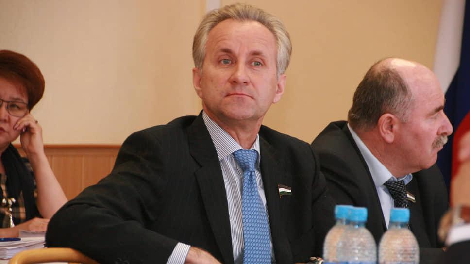 Необходимы права администратора / Сити-менеджером Уфы может стать предприниматель Сергей Греков