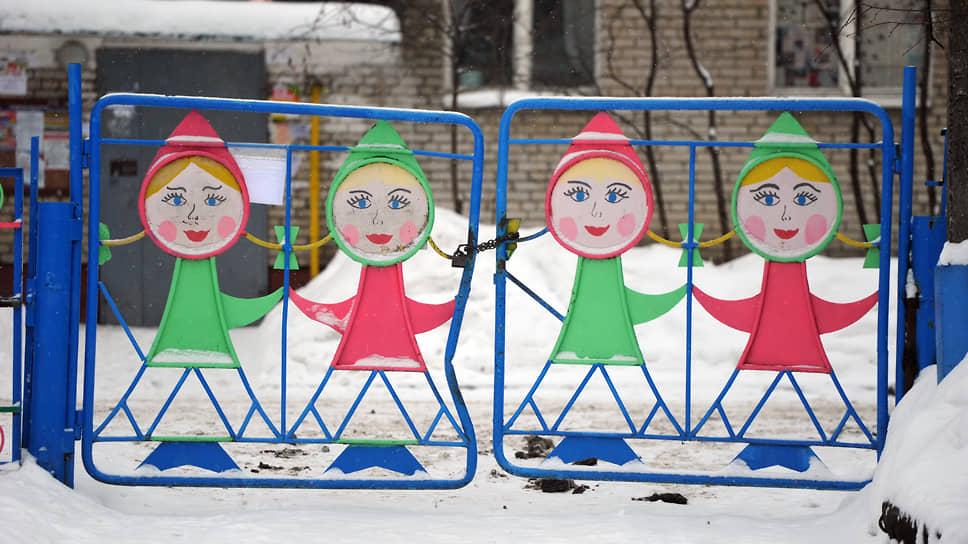 Застройщик должен был построить детский сад на 95 мест в Калининском районе Уфы