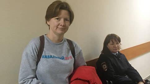 Бухгалтера МВД пригласили в суд  / Он должен выступить по иску к активистке Ольге Комлевой