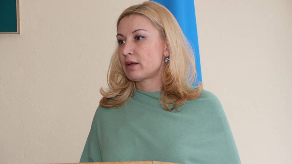 Милана Скоробогатова сменила кресло детского омбудсмена на депутатское
