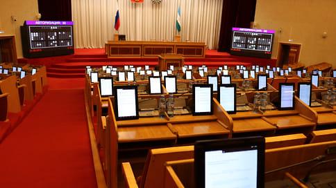 Курултай вносит поправки в закон о бюджете // Законодатели предлагают помимо публичных слушаний обсуждать бюджет в СМИ