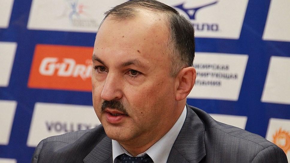 Президент профессионального спортивного волейбольного клуба «Урал» Марат Марданов
