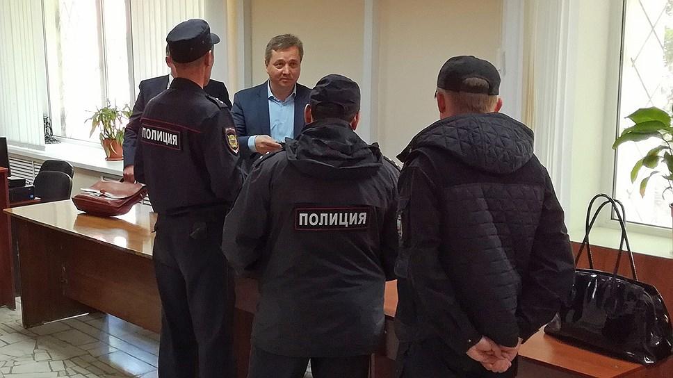 Бывший вице-мэр Уфы по строительству Владислав Никитин