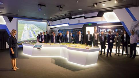 В «Газпром трансгаз Уфа» открыт мультимедийный информационно-выставочный центр