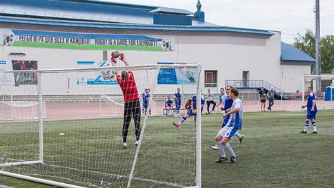 В Уфе состоялся турнир по футболу среди команд предприятий Группы Газпром