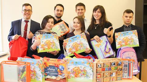 Работники «Газпром трансгаз Уфа» помогли детям республики подготовиться к школе