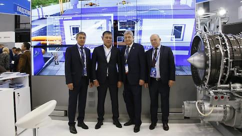 «Газпром трансгаз Уфа» принимает участие в Петербургском международном газовом форуме