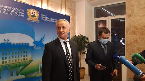 Сити-менеджеру выдали авансом  / Сергей Греков назначен главой администрации Уфы