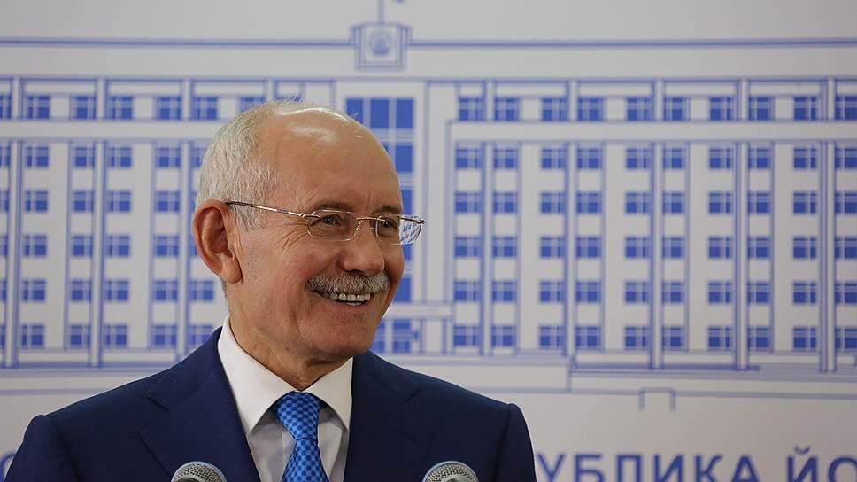 Рустэм Хамитов на выборах 2014 года