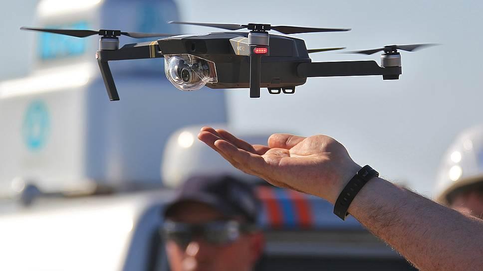 Развитие рынка дронов останавливают регуляторные ограничения
