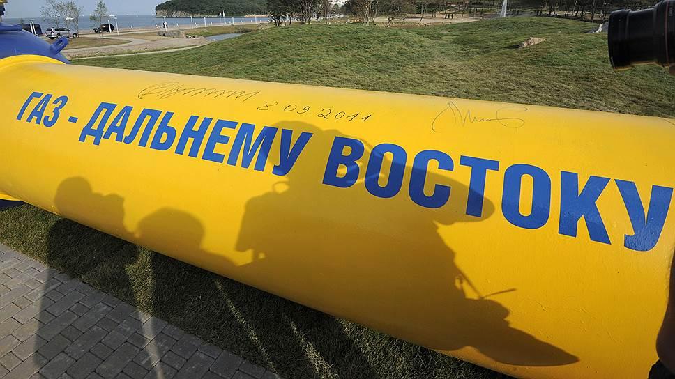 Труба — Корее / Россия может занять 25 % корейского газового рынка