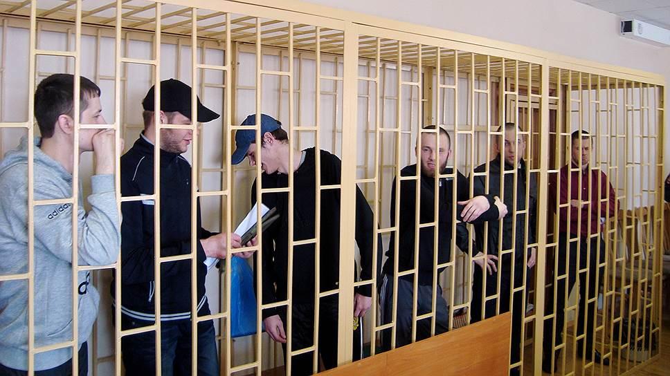 «Приморские партизаны» сядут надолго / Вынесен приговор по громкому делу