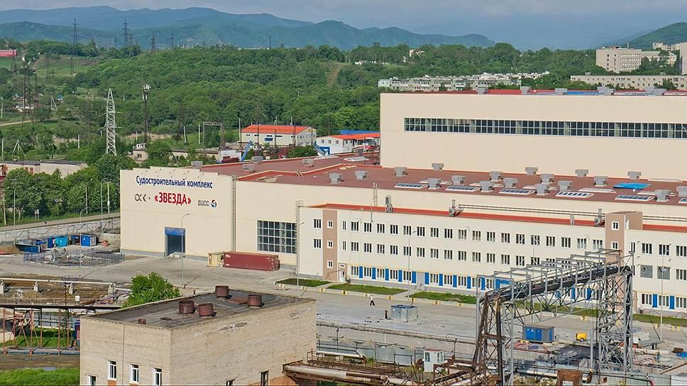 Завод «Звезда» благодаря созданию совместного предприятия  заказчиков и судостроителей обеспечен заказами  более чем на $10 млрд