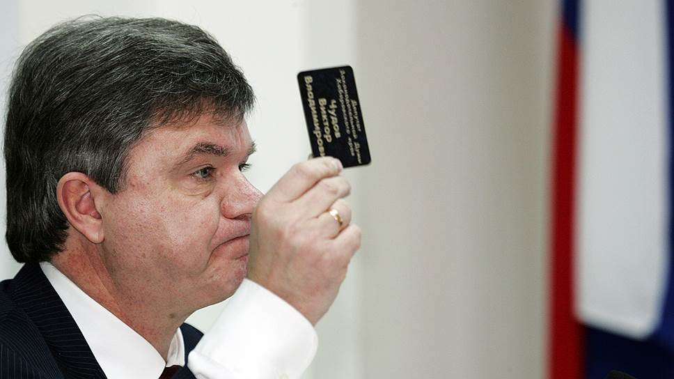 На спикера зашли с космодрома / Виктор Чудов стал фигурантом дела главы «Дальспецстроя»