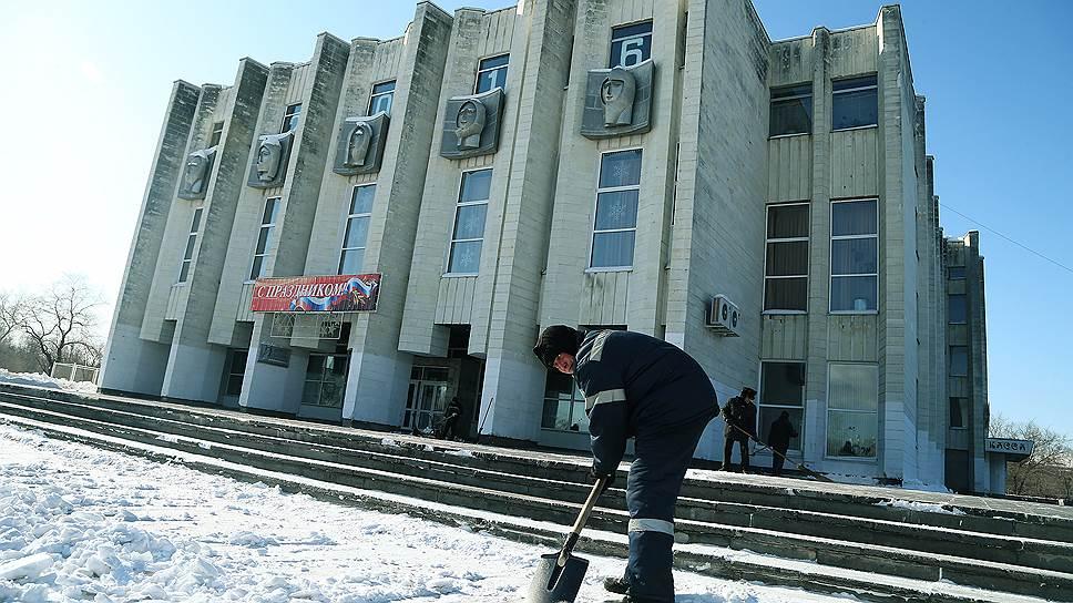 Развитие Комсомольска-на-Амуре начнут с воды и драмы / Уже в 2016 году федеральное финансирование получат первые городские объекты