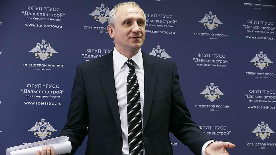 В «Дальспецстрое», которым сейчас руководит Юрий Волкодав, претензии Роскосмоса на 1 млрд руб. отвергают