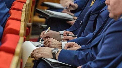 Прокурор признан посредником // Он получил девять лет и штраф за помощь в передаче взятки в 800 тыс руб.