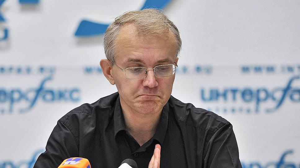 В Астрахани считают, что Олег Шеин пошел наавантюру среферендумом ради политических очков