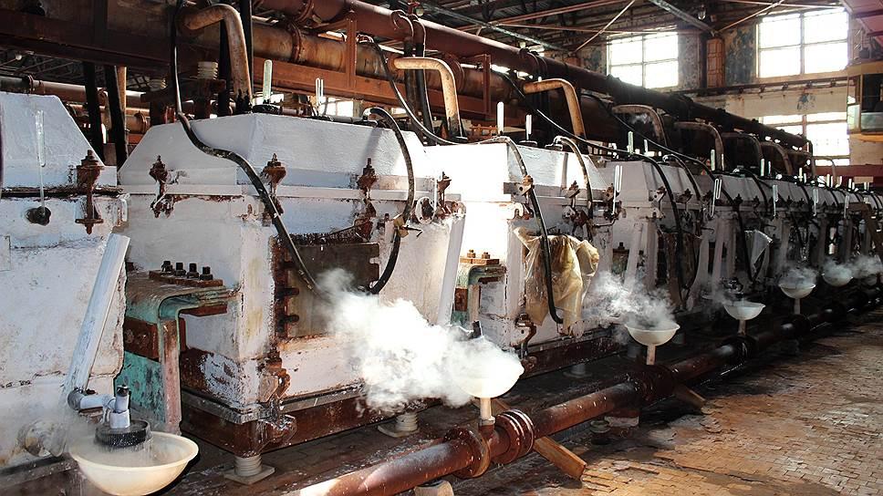 Производство на«Химпроме» награни остановки  из-за нехватки сырья