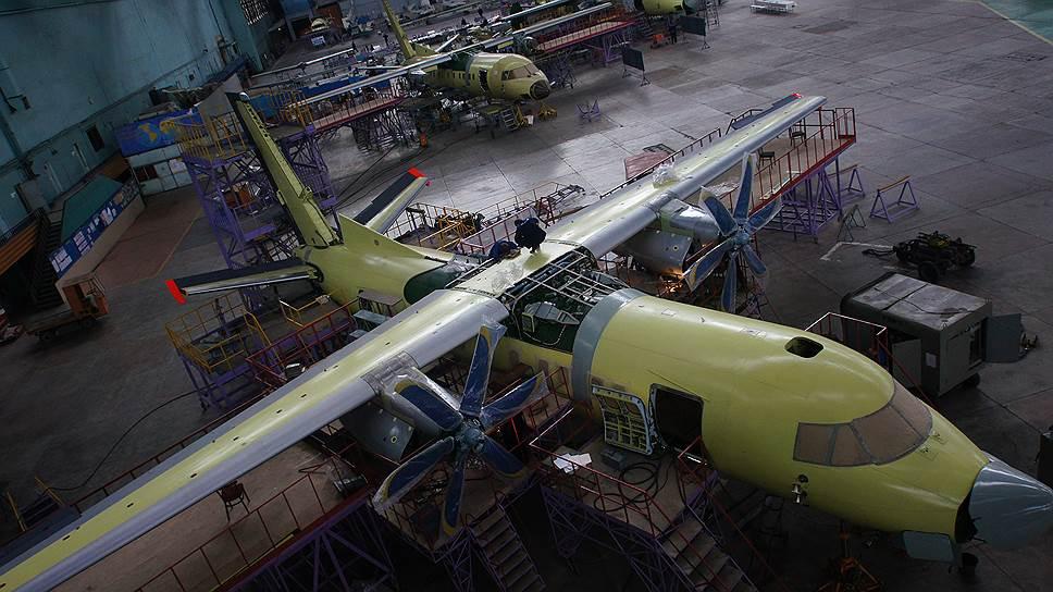 «Авиакор» надеется полностью взыскать убытки с«Антонова» полицензионному договору врамках проекта Ан‑140
