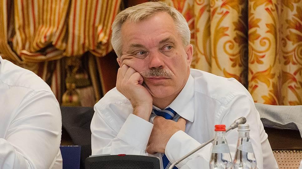 Евгений Савченко предложил Совету Федерации подумать над перераспределением акцизных сборов