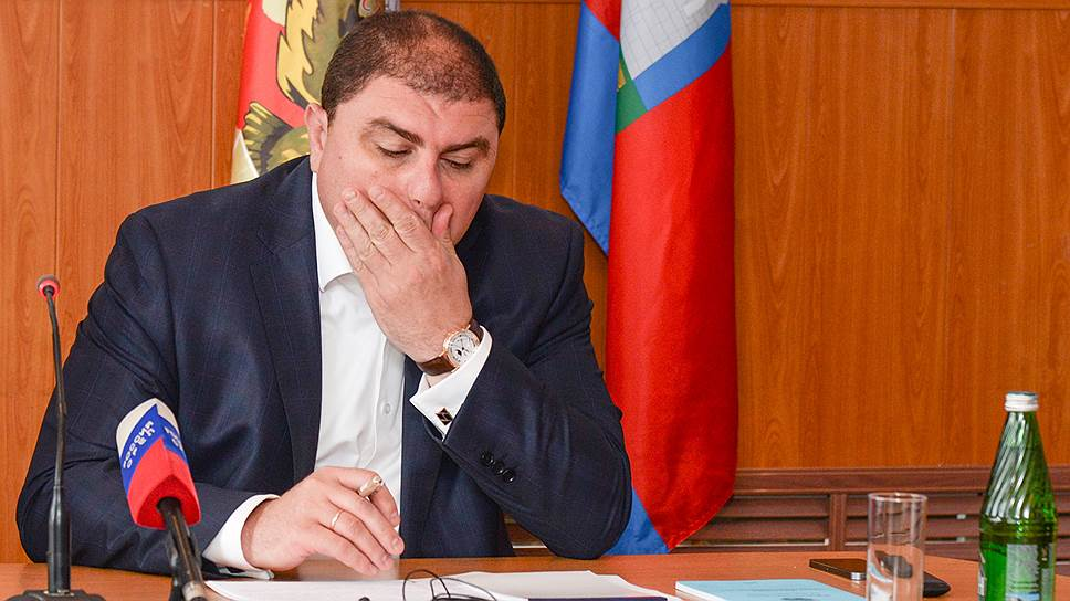Команда орловского губернатора Вадима Потомского видит явные проблемы бюджета из-за обвала валютного рынка