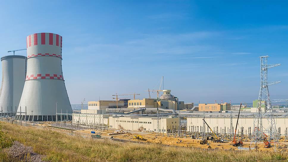 ФАС разобрала Курскую АЭС-2 на атомы / Ведомство продлило конкурс на строительство промплощадки за 8,4 млрд рублей