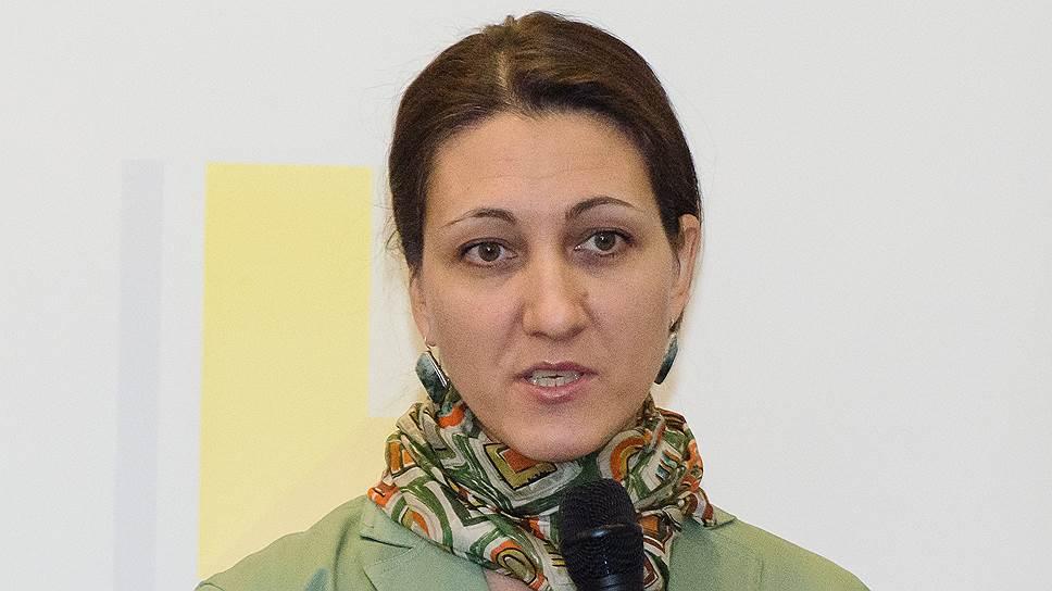 Галине Араповой  зачли критику отечественного законодательства вобласти СМИ