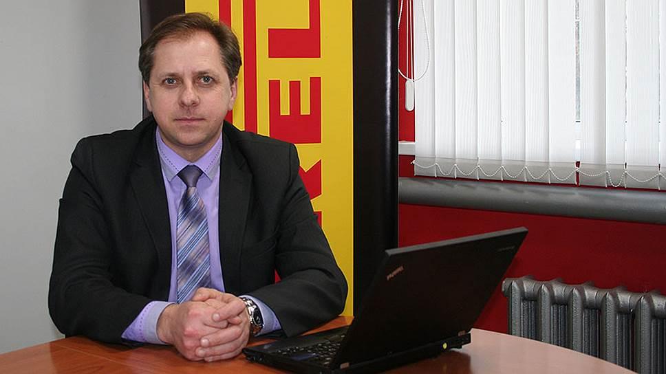 Сергей Ельшин, директор по персоналу Воронежского шинного завода Pirelli