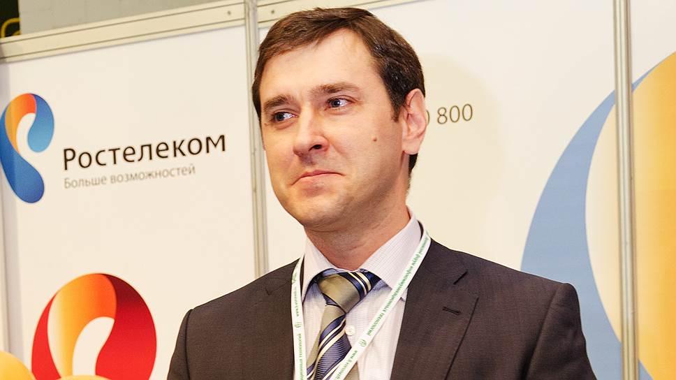 Топ-менеджер «Ростелекома» Алексей Камышев может возглавить КБХА