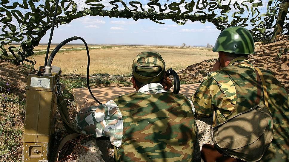 20-я армия присмотрит за границей с Украиной