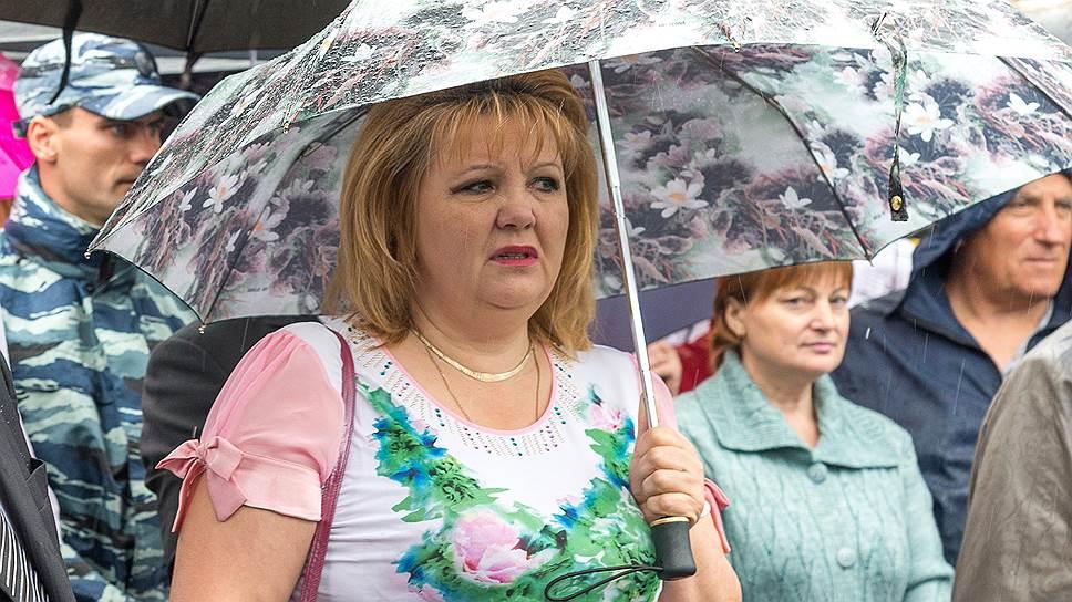 Татьяну Воронину отдолгов может спасти банкротство, полагают эксперты