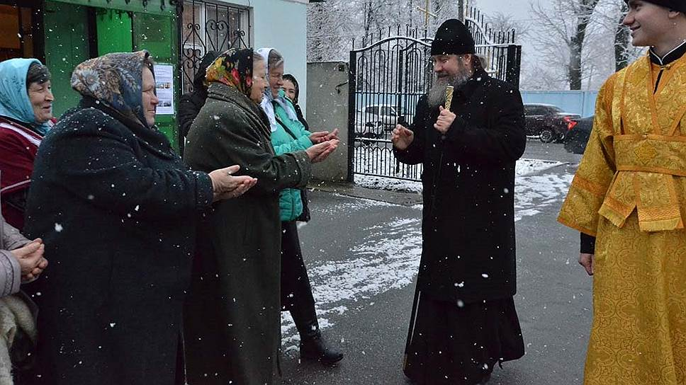 Как Липецкие полицейские проверяли заявление монахини о причинении ей телесных повреждений епископом