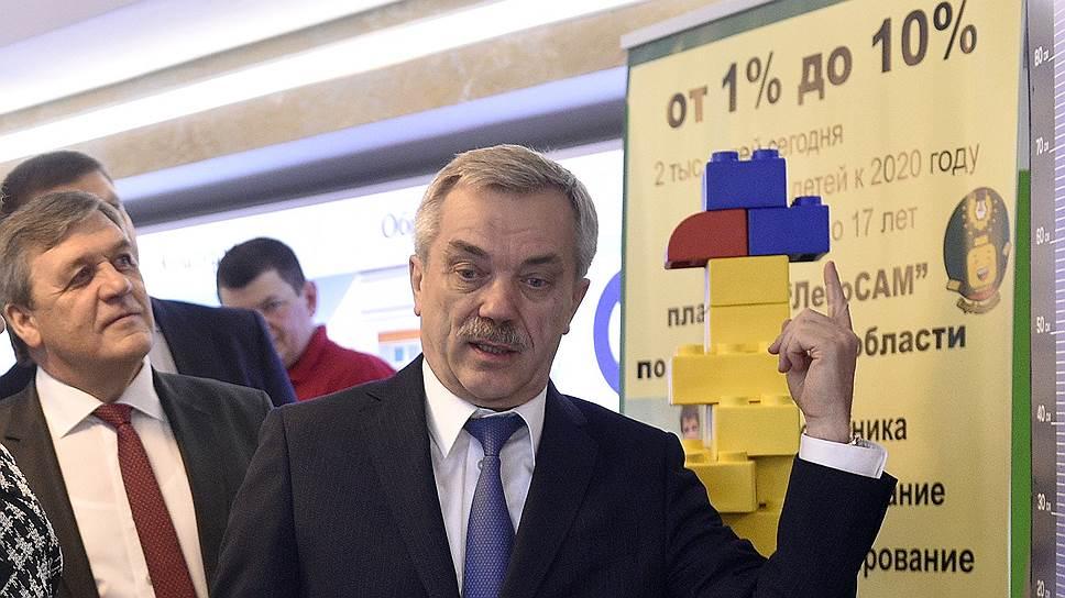 Как Евгений Савченко планирует мобилизовать белгородский бизнес и общество