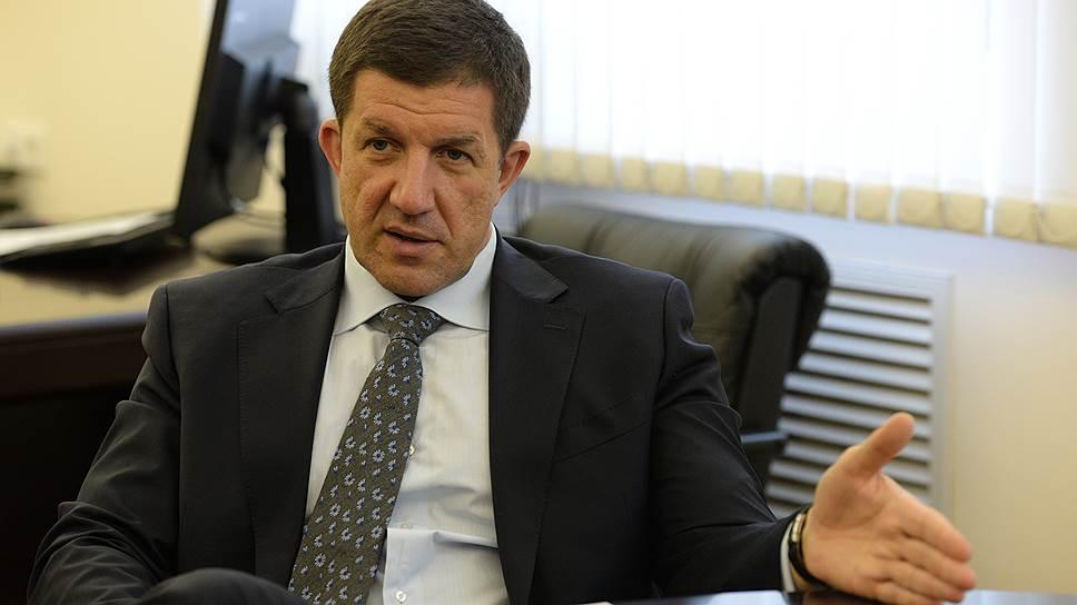Михаил Осеевский, заместитель президента-председателя правления банка ВТБ