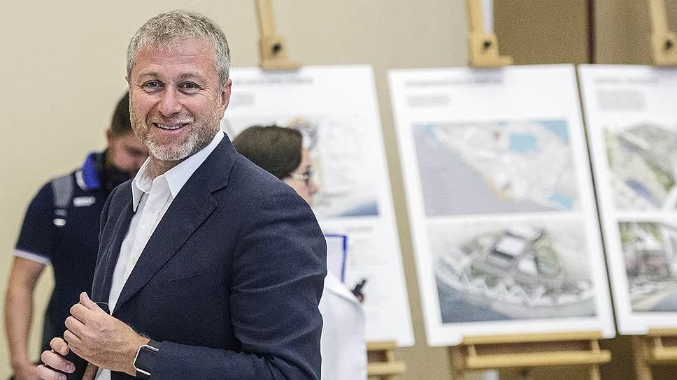 От семьи Романа Абрамовича ждут инвестиций в«крупнейшее» тепличное производство вЧерноземье