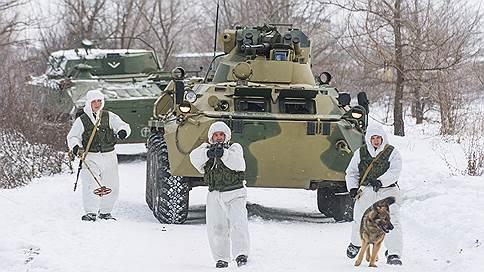 Воронежские саперы учатся инженерной разведке