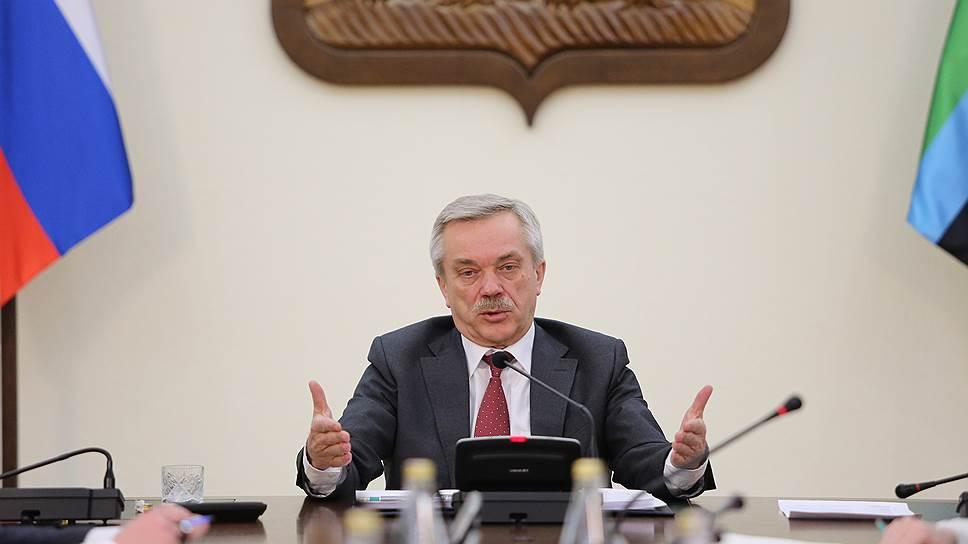 Как Евгений Савченко объявил о своем желании идти на выборы