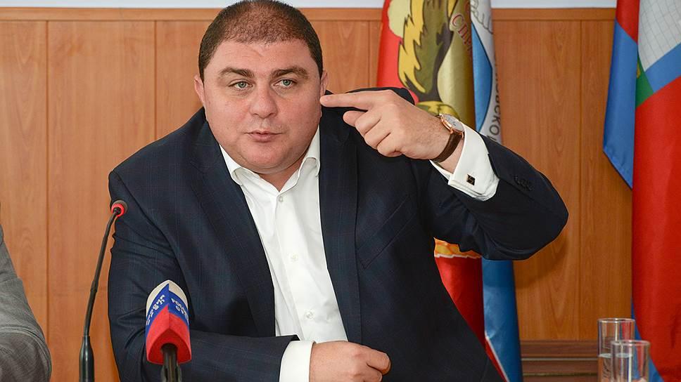 Вадим Потомский «пробил стену» / и ждет от словенской «Рико» четыре завода под Орлом за €400 млн